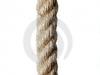 канат джутовый, джутовая веревка, шнур джут